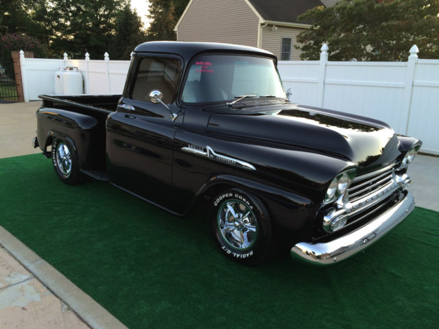 1958 Chevrolet Other Pickups APACHE