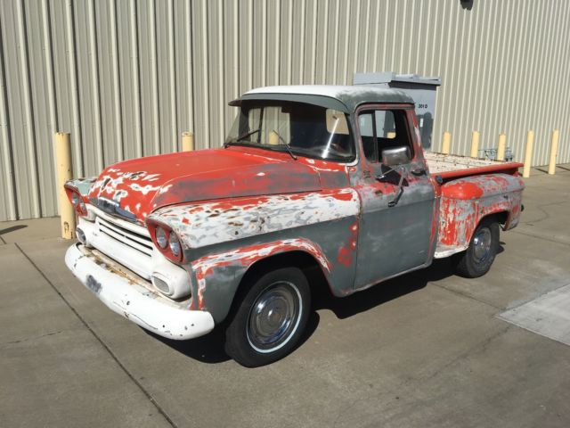 1958 Chevrolet Other Pickups Apache 1/2 Ton