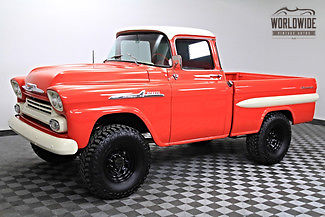 1958 Chevrolet Other Pickups Fleetside Pickup Napco