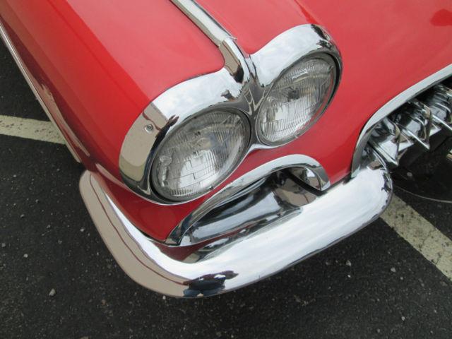 1958 CORVETTE, 283/245 HP, DUAL FOUR BARREL WCFB CARTER CARBS, 4