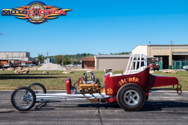 1958 Other Makes G80 1958 Custom Dragster with Trailer