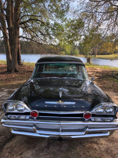 1958 DESOTO HEARSE/AMBULANCE COMBINATION for sale: photos