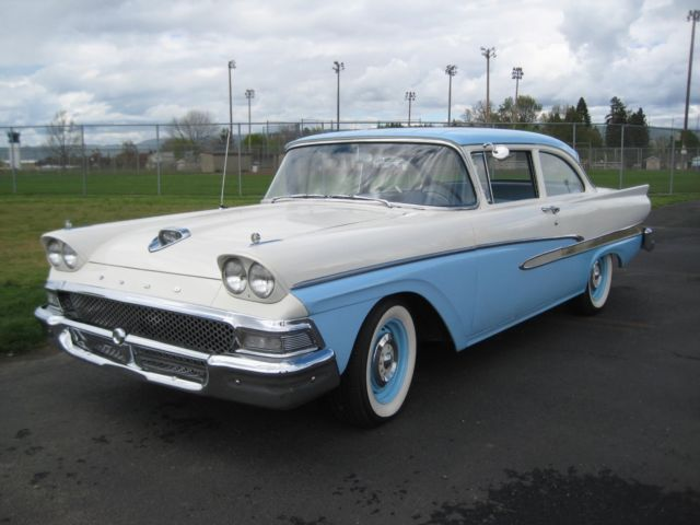 1958 Ford Other 32,992 original miles