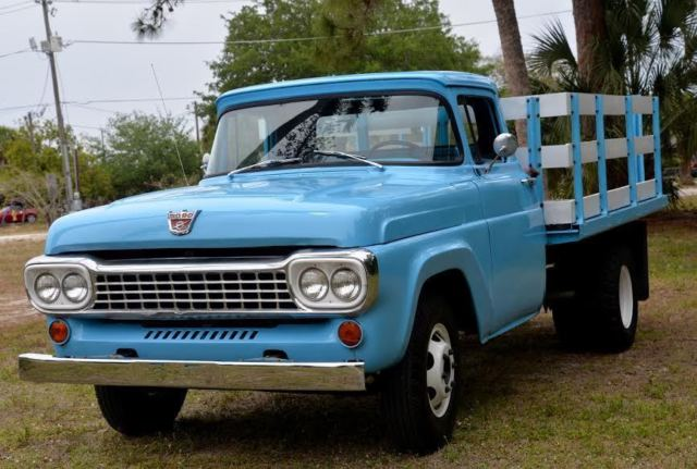 1958 Other Makes F-350