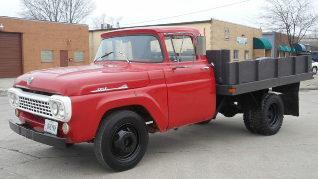 1958 Ford F-350 NO RESERE AUCTION - LAST HIGHEST BIDDER WINS CAR!