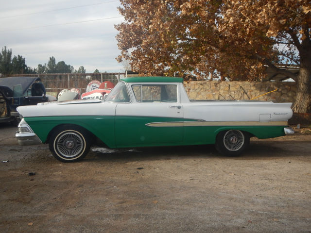 1958 Ford Ranchero Fairlane Trim