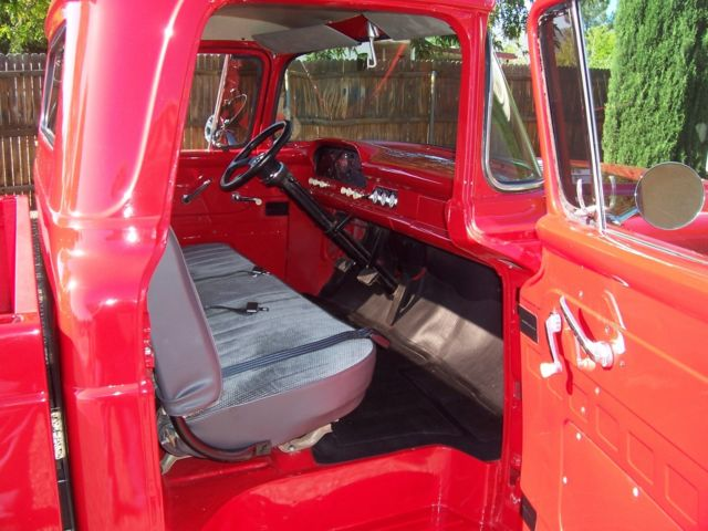1958 ford styleside pickup for sale photos technical for Cottonwood motors auto transport