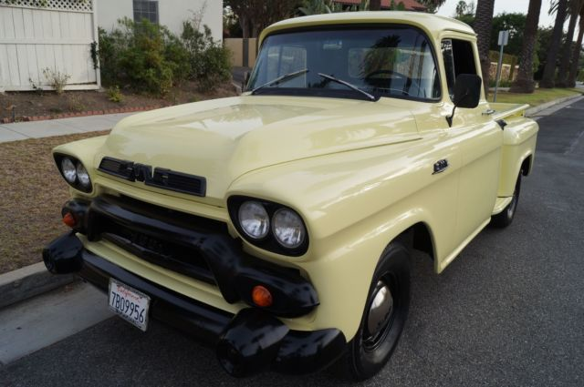1958 GMC Other 100 SERIES 1/2 TON STEPSIDE SHORT BED PU TRUCK