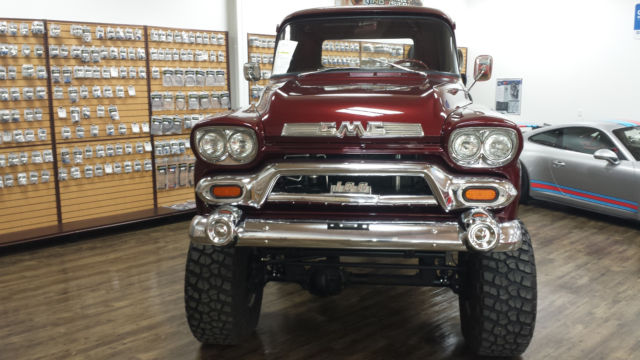 1958 Chevrolet Other Pickups 1/2 Ton
