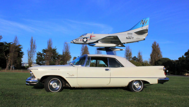 1958 Imperial Convertible