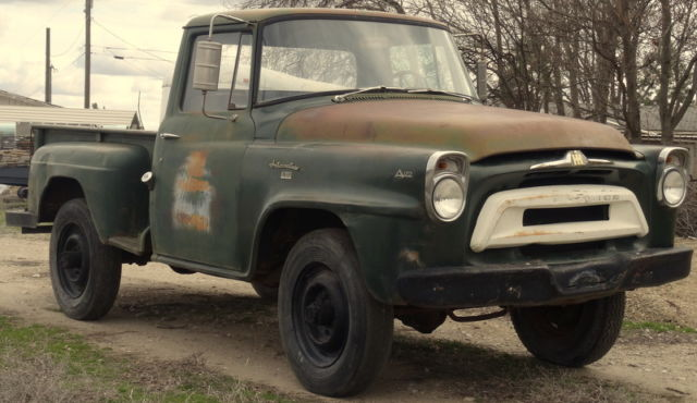 1958 International Harvester Other