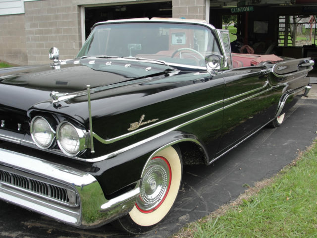 1958 Mercury Other conv