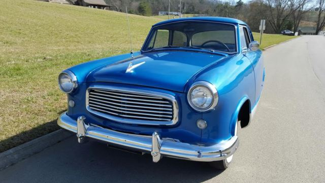 1958 Nash coupe Rambler