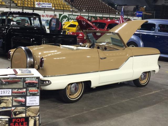 Nash Metropolitan Cars For Sale Ebay