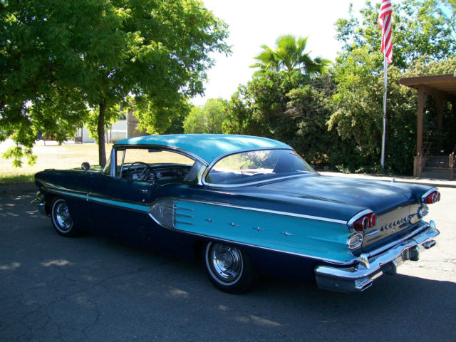 1958 Pontiac Star Chief 1956 1957 1958 1959 For Sale