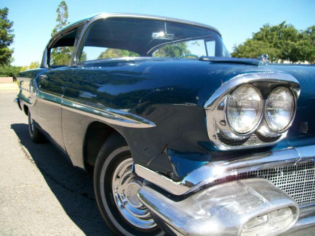 1958 Pontiac Star Chief 1956 1957 1958 1959 For Sale