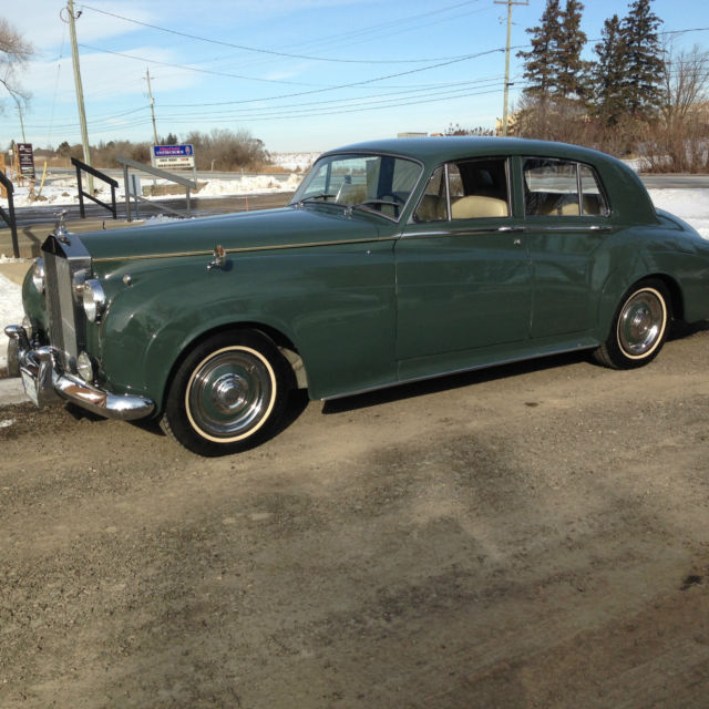 1958 Rolls-Royce Other 4 door sedan