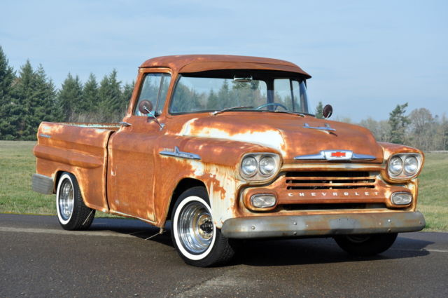 1958 Chevrolet Other Pickups NO RESERVE