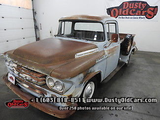 1958 Dodge Other Runs Drives Body Interior VGood Reno Truck