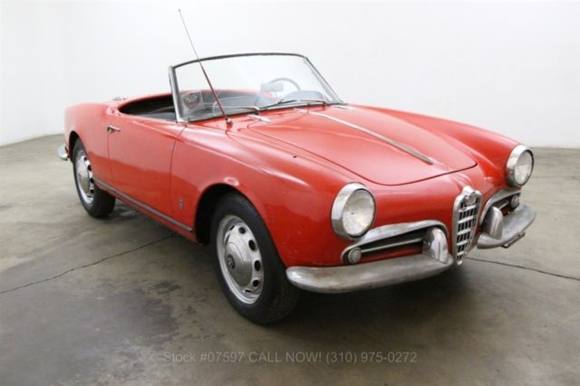 1958 Alfa Romeo Other
