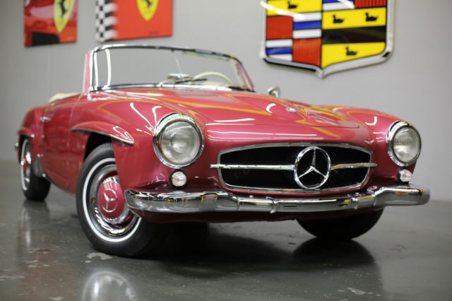 1958 Mercedes-Benz 190-Series 190 SL
