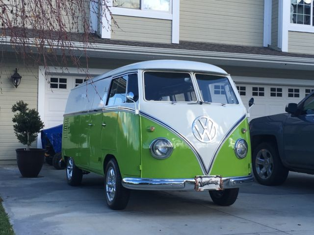1958 Vw Custom Panel Bus By West Coast Custom Xzibit
