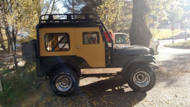 1958 Willys CJ5