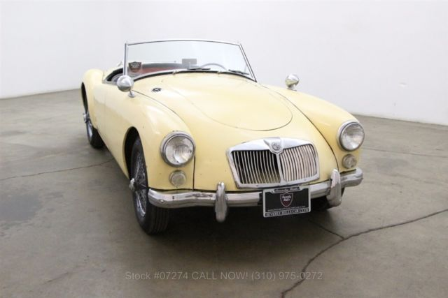 1959 MG A 1600 Roadster
