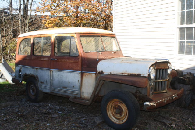 1959 Willys willys wagon
