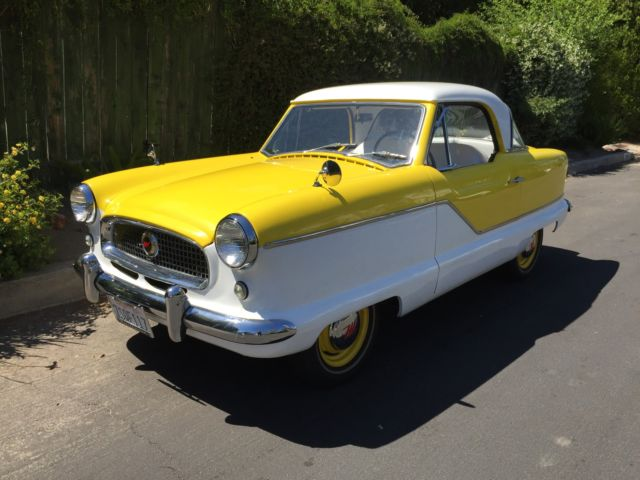 1959 Other Makes Nash Metropolitan