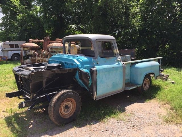 1959 Chevrolet Other Pickups Apache Rat Rod
