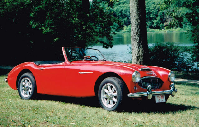 1959 Austin Healey Other