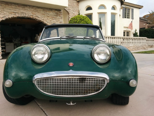 1959 Austin Healey Sprite Bug Eye