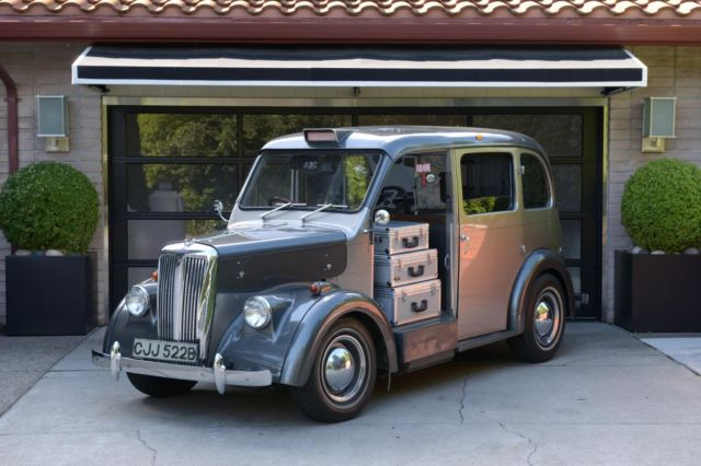 1959 Other Makes Beardmore Mark VII London Taxi