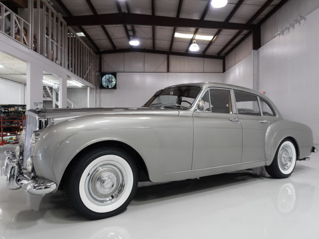 1959 Bentley S1 Continental Flying Spur Sports Saloon by H.J. Mulliner