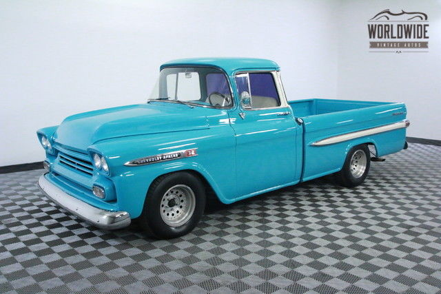 1959 Chevrolet APACHE V8 APACHE FLEETSIDE