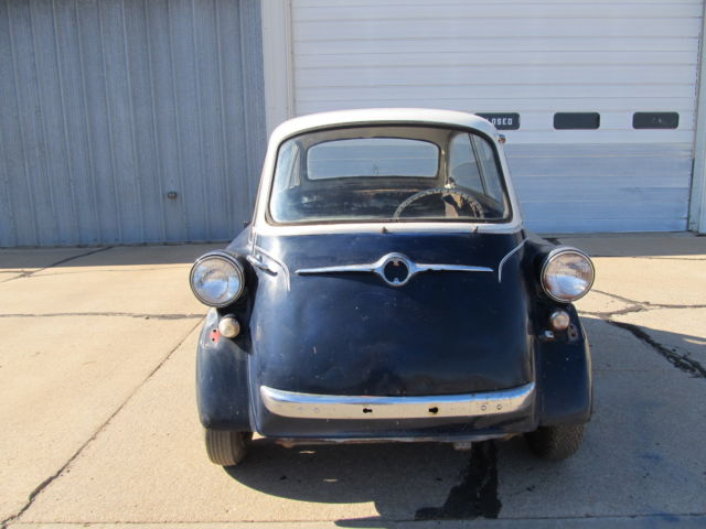1959 Other Makes Bmw 600 600