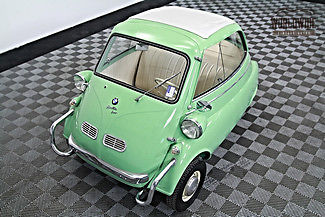 1959 BMW Other Isetta 300 Convertible