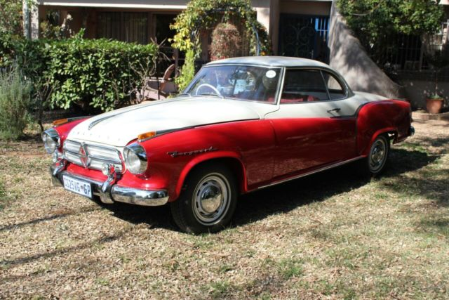 1959 Other Makes Isabella Coupe