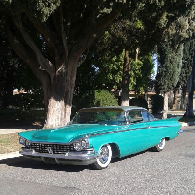 Buick Cars For Sale: 1959 BUICK LESABRE 2 DOOR HARDTOP
