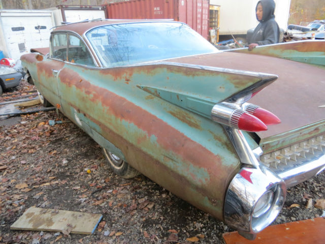 1959 Cadillac 1960 Moving sale GOOD Builder may Deliver ...