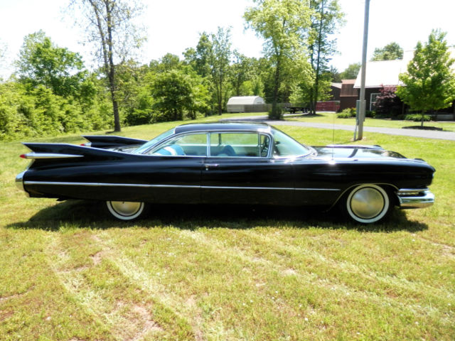 1959 Cadillac Coupe Deville Everyday Driver Custom Classic