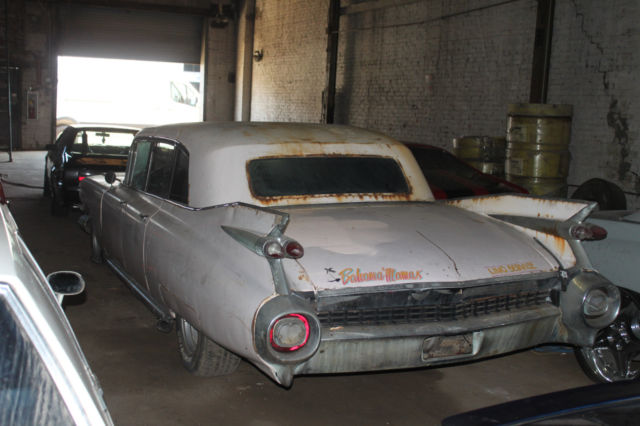 1959 Cadillac Fleetwood Limo For Sale Photos Technical