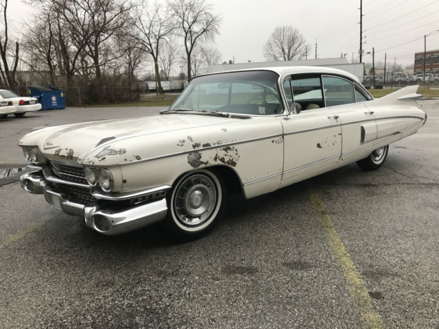 1959 Cadillac Other Base