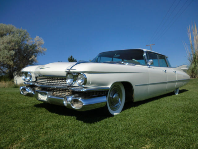1959 Cadillac DeVille Series 62