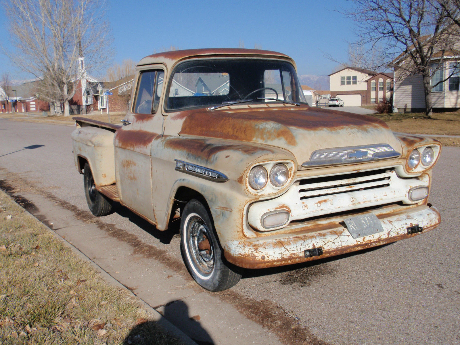 1959 Chevrolet Other Pickups APACHE 3100