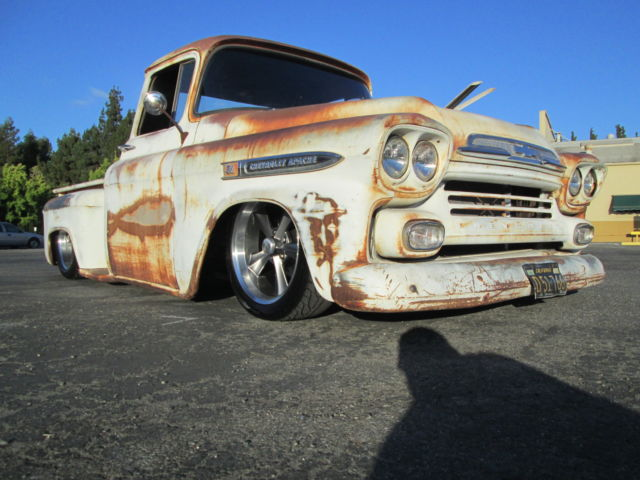 1959 Chevrolet Other Pickups Chevrolet, Apache, 1959, Patina, Hotrod, Custom