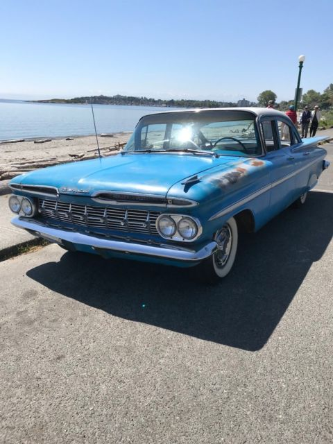 1959 Chevrolet Bel Air/150/210 Bel Air