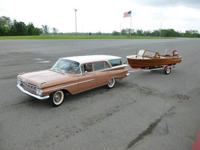 1959 chevrolet biscayne brookwood for sale photos technical
