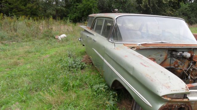 1959 Chevrolet Brookwood Station Wagon For Sale Photos